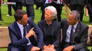 """أوباما """"يتجاهل"""" العبادي"""