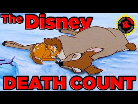 Film Theory What is Disney s Body Count
