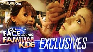 Your Face Sounds Familiar Kids Exclusive: Celebrity Kid Performers