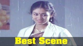 Mounam Kalaihirathu Movie : Jayashree, Hospital  Scene