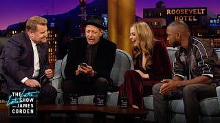 Do We Like Group Texts? w/ Liz Gillies, Jeff Goldblum & Jay Pharoah