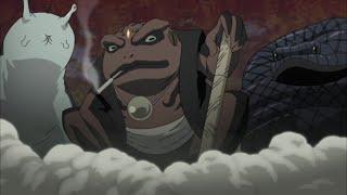 Naruto Shippuden Episode 373 ナルト 疾風伝 Review - Naruto, Sasuke and Sakura  The New Sannin!