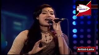 New marfoti Bangoli Song 2017hi boro pir abdul kader || By Laila (close up1)MTS Production