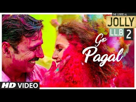 Xxx Mp4 Jolly LLB 2 GO PAGAL Video Song Akshay Kumar Huma Qureshi Manj Musik Raftaar Nindy Kaur 3gp Sex