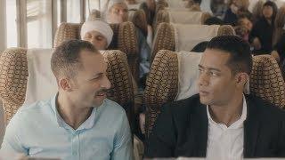 """مشاهد زين القناوي مع صاحبه المحبط """"تعلب الدهشان"""" - مسلسل نسر الصعيد - محمد رمضان"""