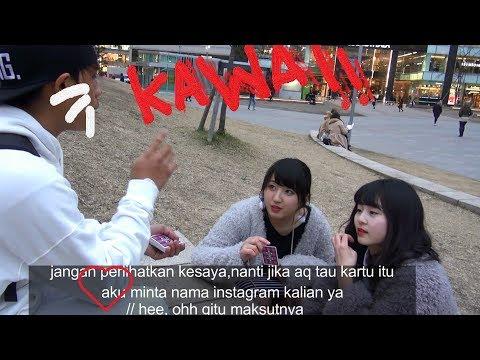 cara dapet kenalan cewek jepang 5 menit #VlogwithJt