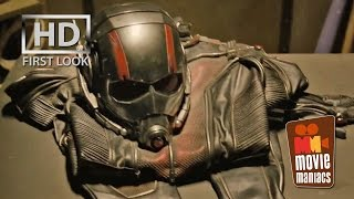 Ant-Man - getting the suit | official FIRST LOOK clip (2015)