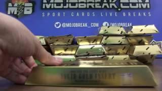 6/25 - BWF 2016-17 NBA Gold Standard 24 Box Double Case Break Random Player