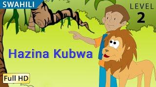 """Hazina Kubwa : Learn Swahili with Subtitles - Story for Children """"BookBox.com"""""""
