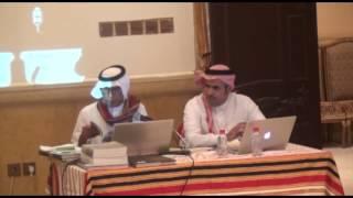 مجلس ألمع الثقافي - الفنان التشكيلي الدكتور/ أحمد ماطر الألمعي