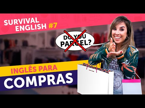 "Xxx Mp4 NÃO DIGA ""DO YOU PARCEL"" NAS COMPRAS Survival English 7 3gp Sex"