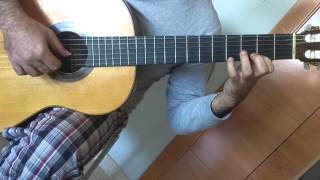 Estudio 1 Carcassi. Tutorial de Guitarra