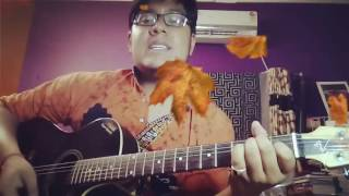 Bahudore    Imran    Guitar cover by Ankit Shath    With Guitar Chords   