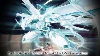Yu-Gi-Oh! 5d's Theme - Masaki Endoh - Clear Mind (Full Song)
