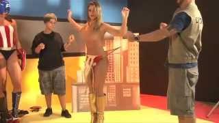 Academia de Panicats: Os Vingadores Pânico na Band 27/05/2012