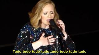 Adele - Love In the Dark (Legendado - Tradução)