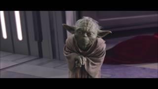 Master Yoda VS Darth Sidious