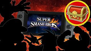 Top 10 Newcomers for Super Smash Bros. Switch - Hidden Chest EX