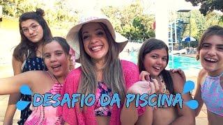DESAFIO DA PISCINA by Ashley  #monday´sextravideos
