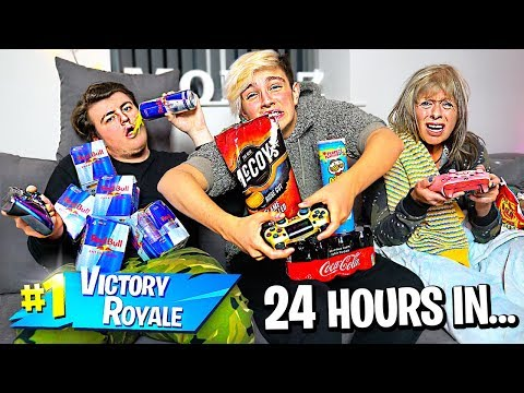 Last To Stop Playing Fortnite Wins 20 000 Challenge