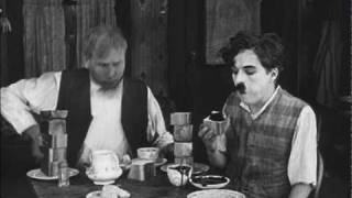 Charlie Chaplin - Breakfast at Hotel Evergreen