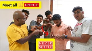 Hardcore ONEPLUS fans from Chennai (Tamil Vlog 2018)
