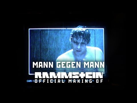 Rammstein - Mann Gegen Mann (Official Making Of)