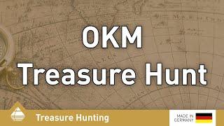 Treasure hunting with OKM for a Nazi treasure [English]