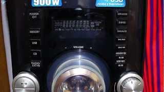 Panasonic SC-AKX72 como empezar. Canon T2I FULL HD
