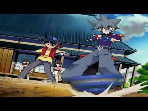 Beyblade V Force - Episode 07 - The Reunion Begins Hindi