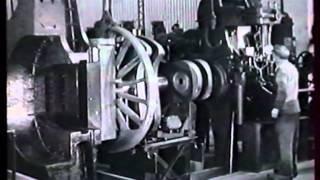 GEA BTT - Historical video -  Steam locomotive manufacturing