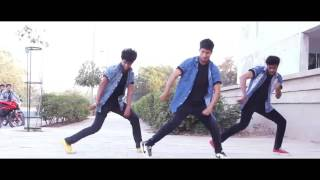 Manma Emotion Jaage - Dilwale | Dance Choreography | By Hemu Rajput , Break Boy Rico, Abhishek soni