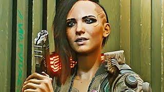 Cyberpunk 2077 | Gamescom gameplay trailer (2018)
