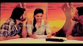 Moments:- Ranveer Singh and Deepika Padukone : offcam