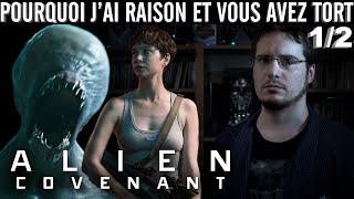 PJREVAT - Alien Covenant - Partie 1