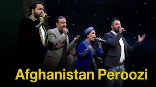 Afghan Star Season 11 - Top 10 - Group song / فصل یازدهم ستاره افغان - 10 بهترین - آهنگ گروپی