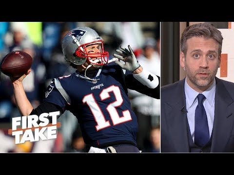 Patriots need more from Tom Brady in playoff game vs. Chargers – Max Kellerman First Take