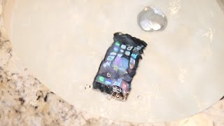 iPhone 6 Water Test!