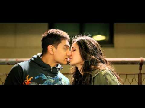 Xxx Mp4 AAMIR KATRINA HOT Kiss Scene In Dhoom 3 High Quality HD 3gp Sex