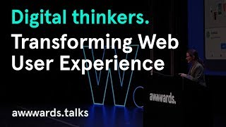 Transforming Web User Experience | Google UX Research Lead | Jenny Gove