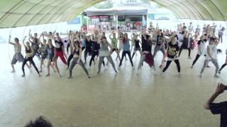 Black Sea Dance Camp 2015: Buraka Som Sistema - Vuvuzela (Carnaval) by Andrey Boyko (AfroBeat)