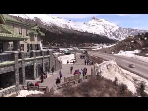 4 Days in Rocky Mountains � 基山4日游
