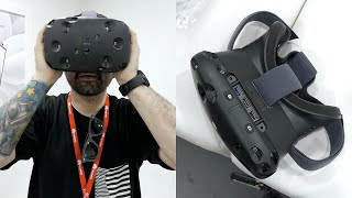 Best VR Experience Ever! (HTC + Valve = Vive)