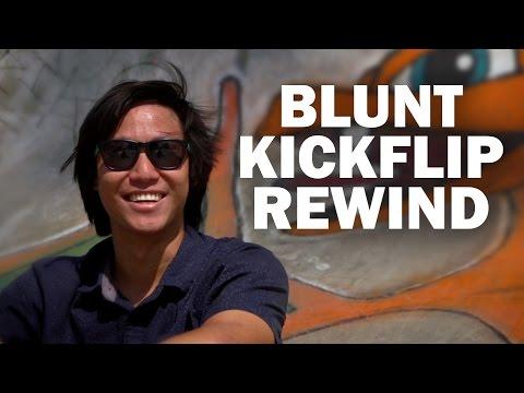 Blunt Kickflip Rewind: Jason Park || ShortSided