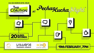 Pecha Kucha 29 #8 Dev Arora 8Minutes