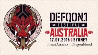 Defqon. 1 Anthem Australia 2016  (Producer Contest) FL Studio 12 (FREE DOWNLOAD)