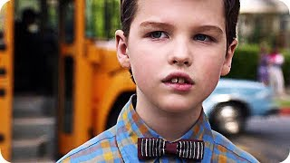 YOUNG SHELDON Trailer Promos Season 1 (2017) Big Bang Theory Spinoff Series