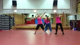 Zumba - Light It Up by Major Lazer (feat Nyla &Fuse ODG)