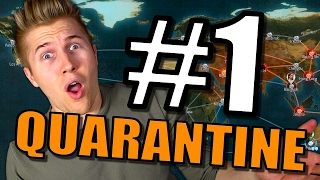 Quarantine [Bacteria Game Scenario] Let's Play Quarantine Gameplay! | Part 1