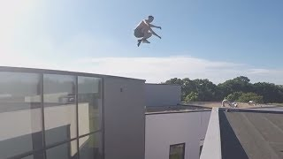 Parkour and Freerunning 2018 - Run the City